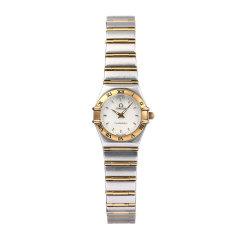 OMEGA(欧米茄) 星座系列女士石英腕表