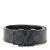 Louis Vuitton(路易威登) #黑棋盘格板扣腰带90#
