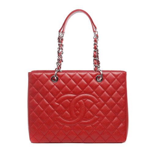 香奈儿】chanel(香奈儿)红色女士手提包