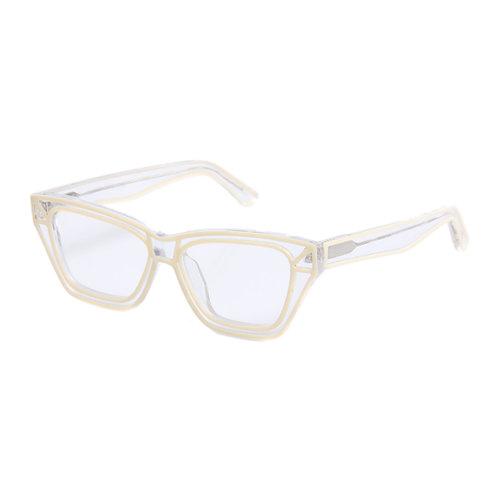 ksubi(卡苏比)透明白色太阳镜