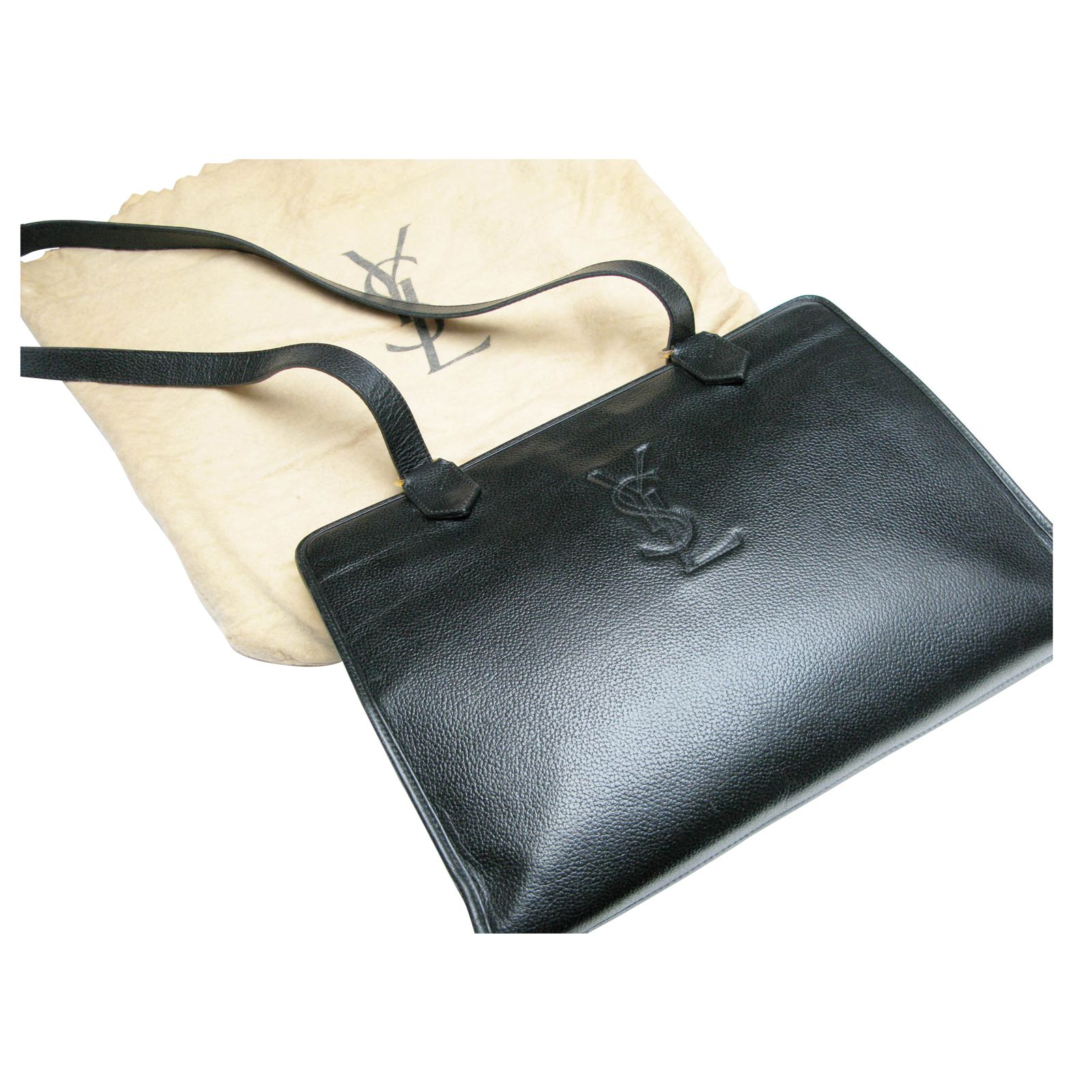 圣罗兰手提包【正品 价格