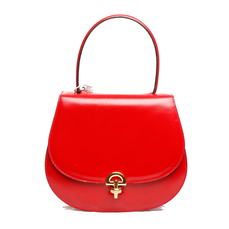 红手提包图片