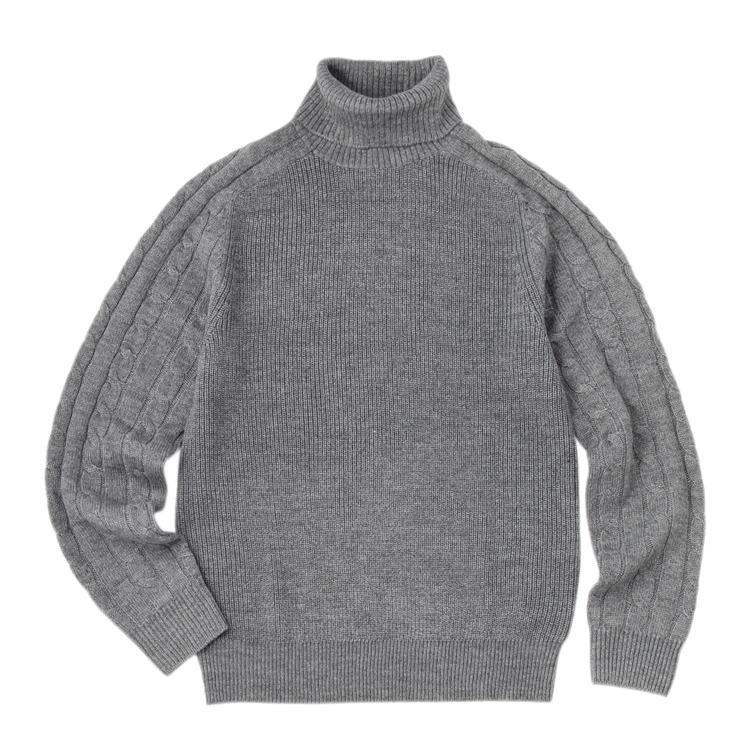 浅灰色毛衫衣服搭配图片