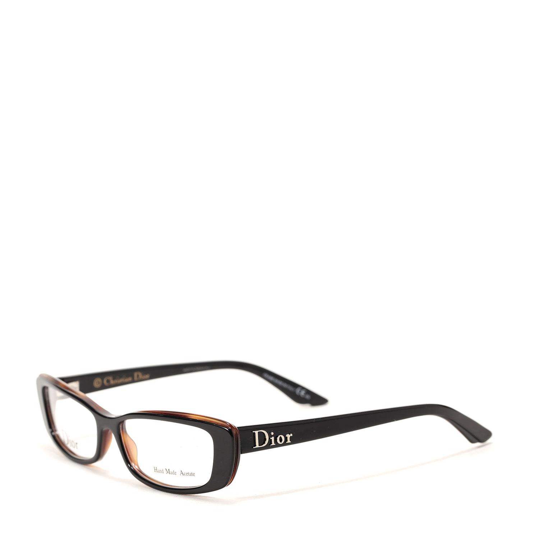 dior(迪奥) 玳瑁色边框光学眼镜