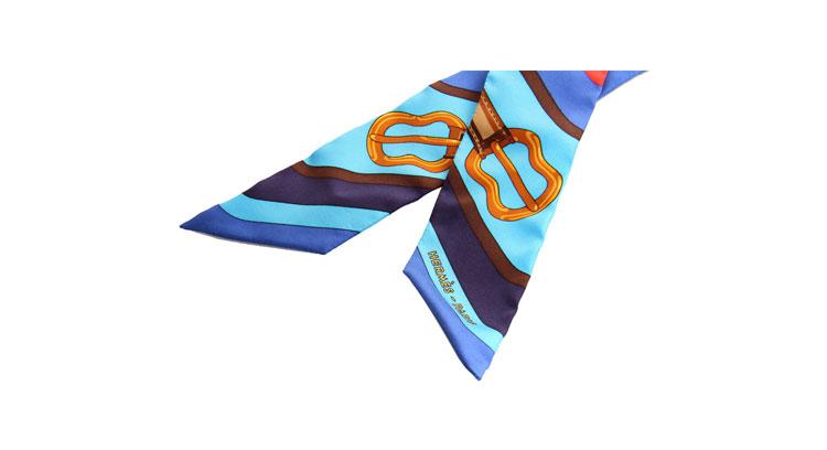 马仕)蓝色系腰带