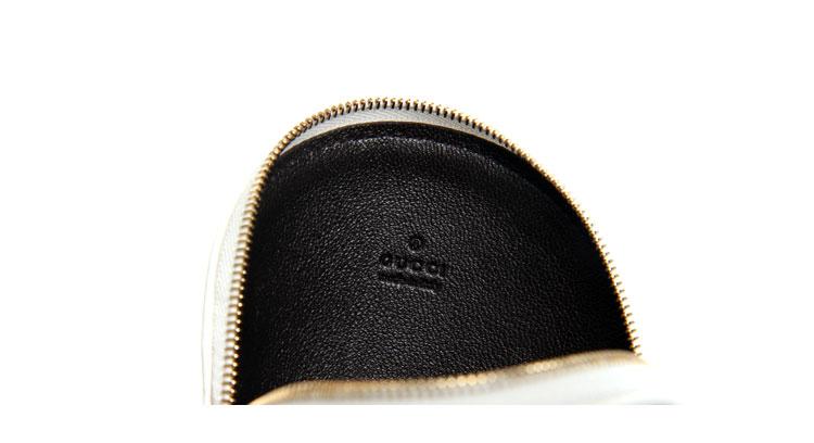gucci(古驰)大象图案圆形零钱包